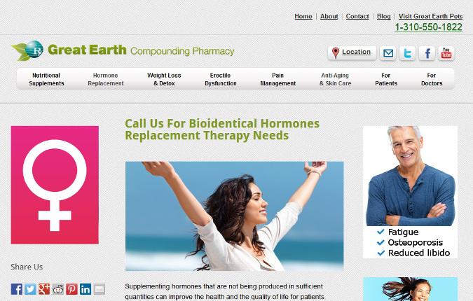 Great Earth Pharmacy