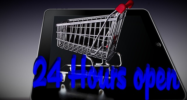 E-commerce and shopping cart