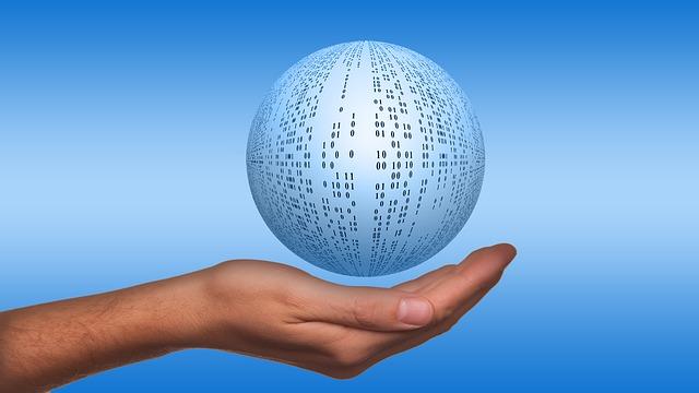 Holding Binary World In Hand