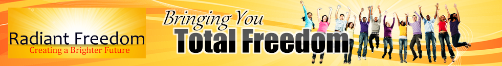 Radiant Freedom Digital Marketing header image