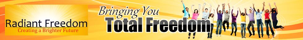 Radiant Freedom Digital Marketing header image